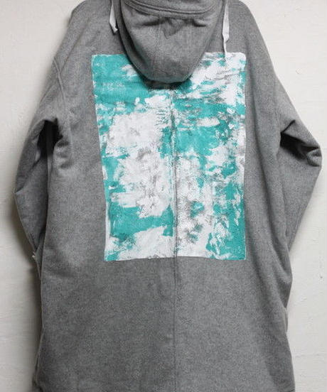 """LD"" FOOD COAT / lt.gray"