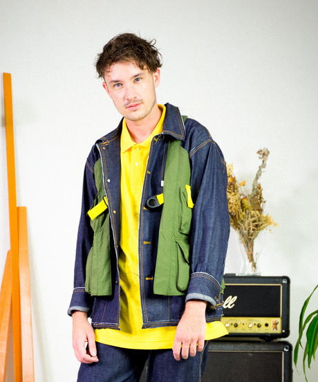 TACTICAL VEST / green