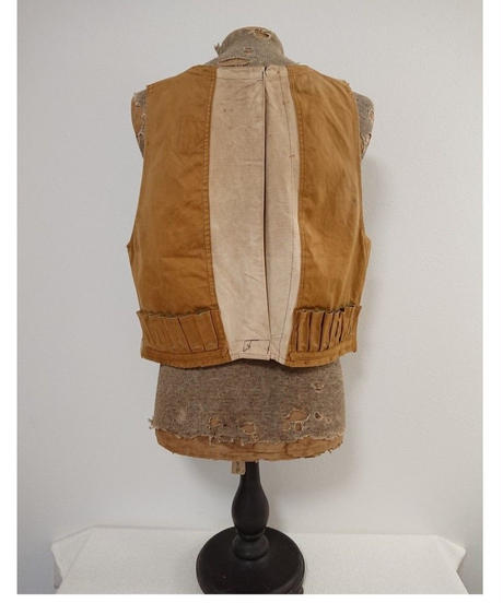 【 ~1950s RED HEAD 】Hunting  vest