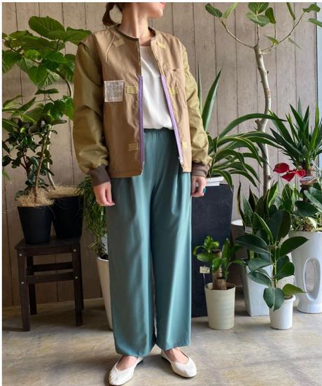 re.make vintage reversible jacket
