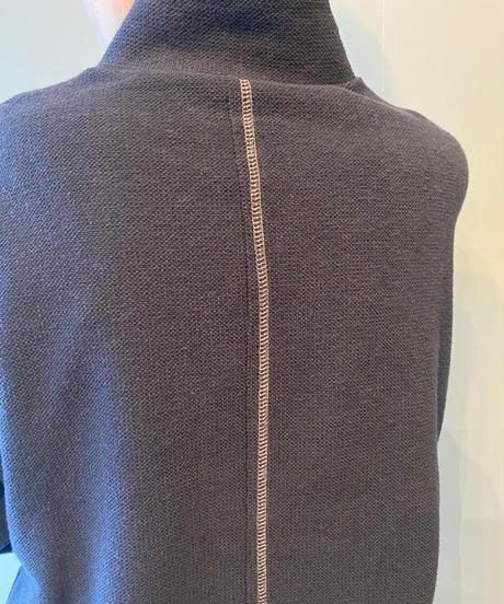 back stitch p/o(navy)