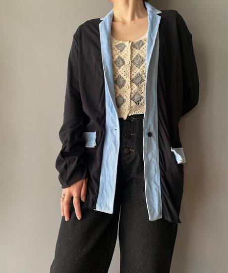 denim docking jacket