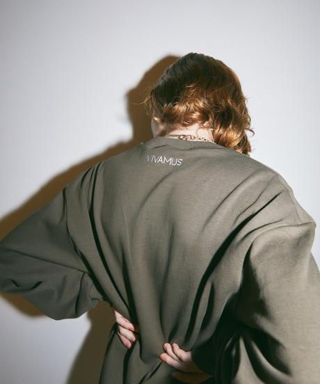 【PRE-ORDER】VIVAMUS LONG T-SHIRTS(D.BRN)