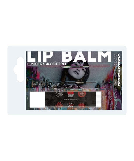 [ 我儘ラキア ] Self willed Lip Balm [4月下旬お届け]