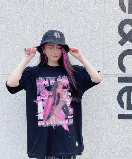 [ 海羽凜 ]  RIN×#FR2 #リンポト T-shirt[9月中旬発送予定]
