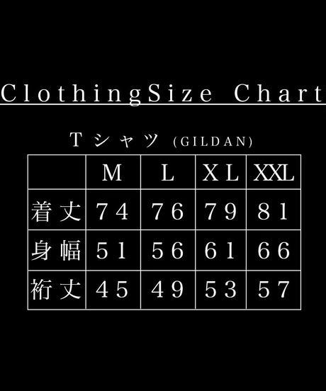 [ 我儘ラキア ] Letting Go T-shirt  [4月下旬お届け]