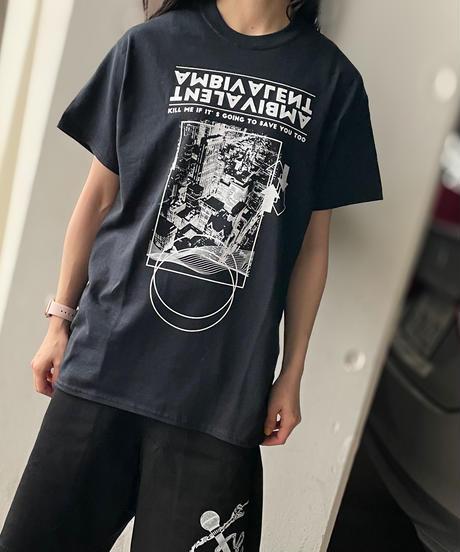 [ 我儘ラキア ]  Ambivalent T-shirt