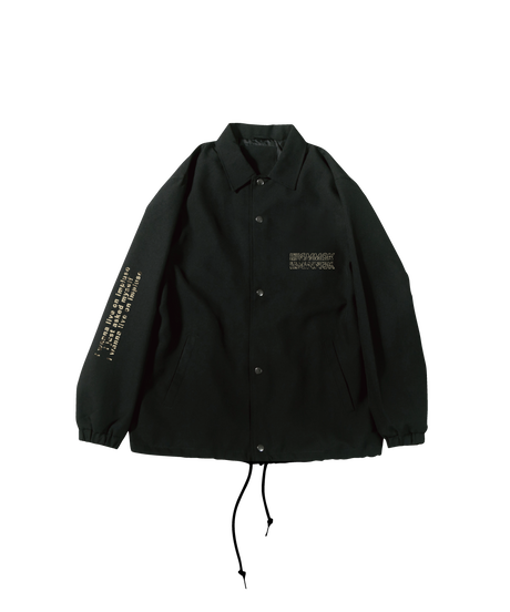"[我儘ラキア] ""reflection"" Coach jacket"