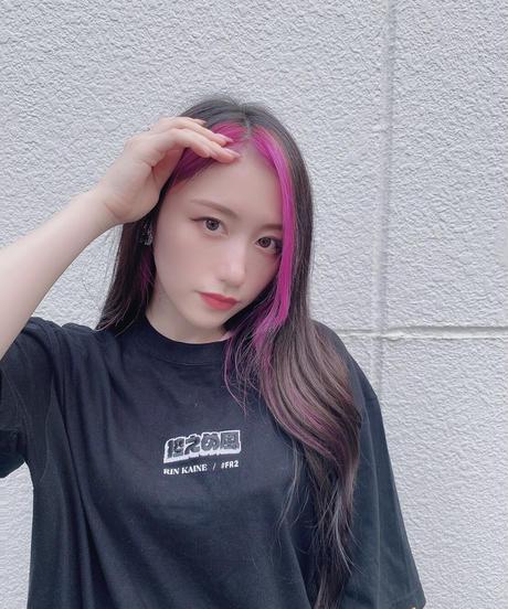 [ 海羽凜 ]  RIN×#FR2 #ヒカエメフウ T-shirt [9月中旬発送予定]