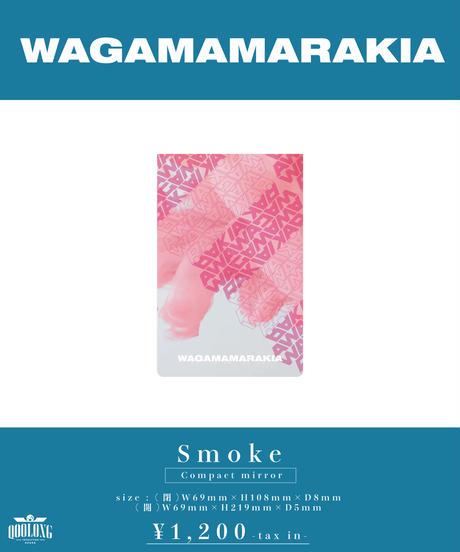 [ 我儘ラキア  ] Smoke Compact mirror