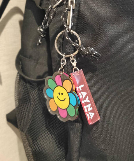 [我儘ラキア][川﨑怜奈] ニッコニコスマイル&LAYNA Acrylie key [12月上旬頃お届け予定]