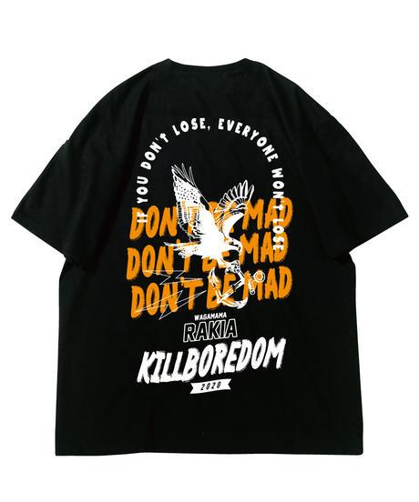 [我儘ラキア][受注販売]<7月上旬発送>KillboredomTOUR 2020 T-SHIRT