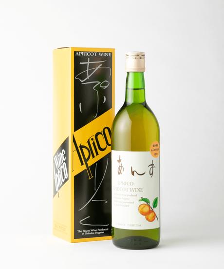 杏ワイン アプリコ 720ml