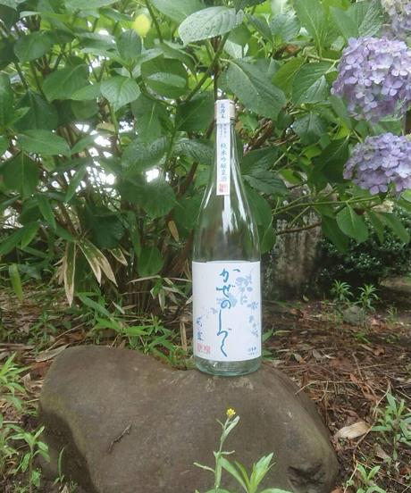 かぜのしづく純米吟醸夏酒 720ml