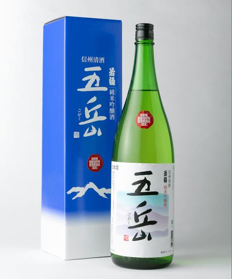 五岳 純米吟醸1800ml