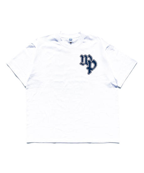 Give Flower T-shirt -WHITE