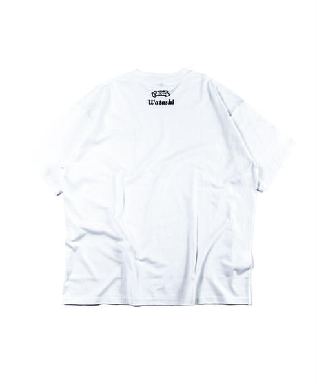 NAS × Watashi collaboration T-shirt