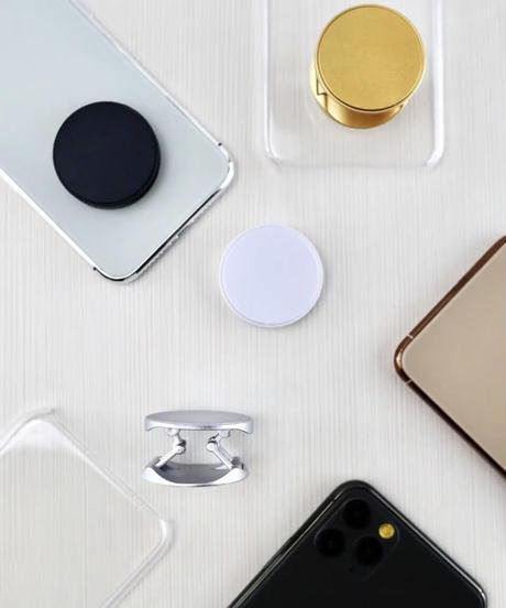 【インスタ掲載】339334 スマートフォン用グリップ 4種