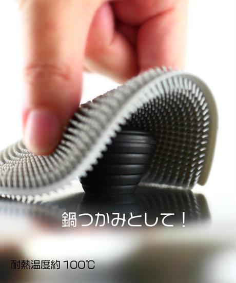 【インスタ掲載】331504 シリコンマット(丸型)2色