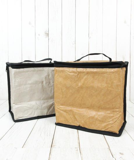 【アウトレット】耐水素材保温保冷バッグ 長角L 2種
