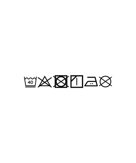 ノースリーブプリントカットソー【WCJ-TM-005BK】