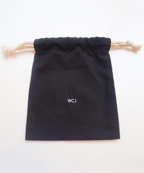 WCJイヤーカフ/イヤリングセット【WCJ-CB-004PU/WCJ-CB-005BK】