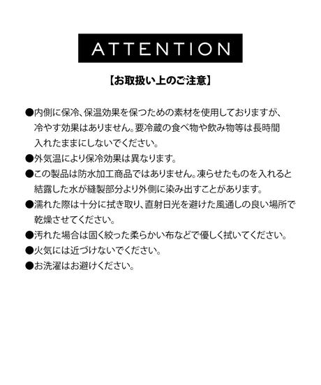 キャンバストートバッグ【WCJ-GA-005BK】