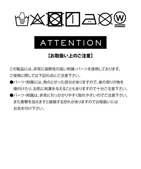 ウエスタンバックル付きサロペット【WCJ-AB-017BK】※7月中旬発売予定