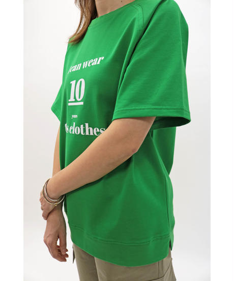 WEAR THE PHILOSOPHY / ウェアザフィロソフィー/ロゴプリントTシャツ