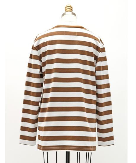 WEAR THE PHILOSOPHY / ウェアザフィロソフィー ボーダー ロングスリーブTシャツ