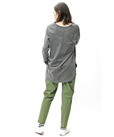 WEAR THE PHILOSOPHY /  ウェア ザ フィロソフィ ー  /  70-80901  ピグメント加工 ロングスリーブTシャツ