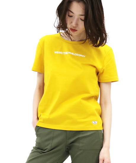 WEAR THE PHILOSOPHY 70-80101 P1-1 compression jersey / プリントTシャツ