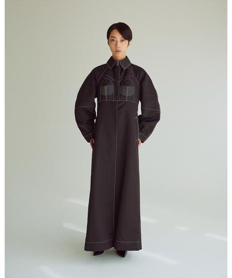 FETICO /  Bustier Long Coat