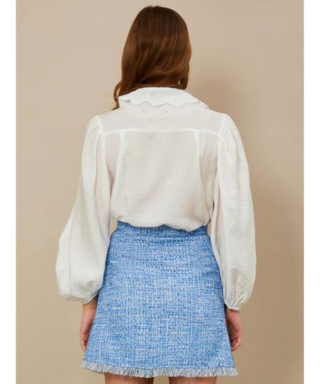 sister jane / Bubblegumツイードミニスカート