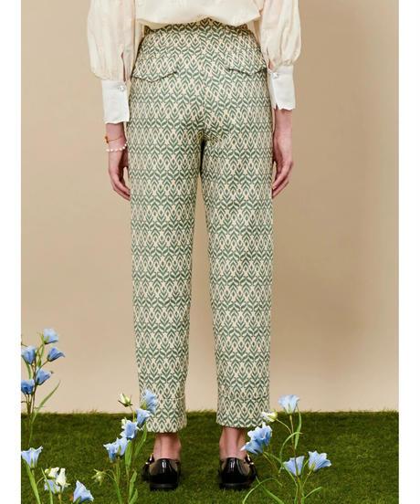 sister jane / DREAM Wonderland Tapestry Tapered Trousers
