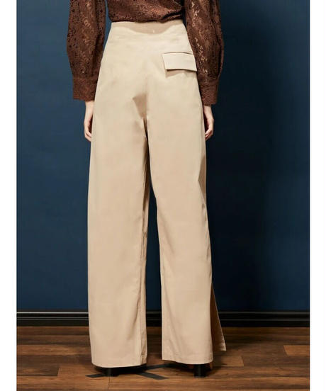 GHOSPELL / Cue to Cue Belted Trousers