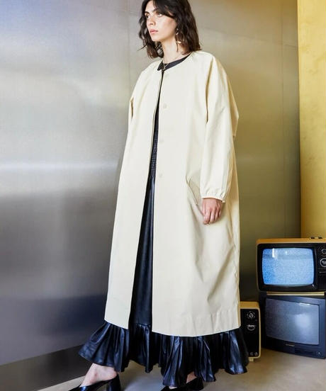 GHOSPELL / Prime Time Trench Coat