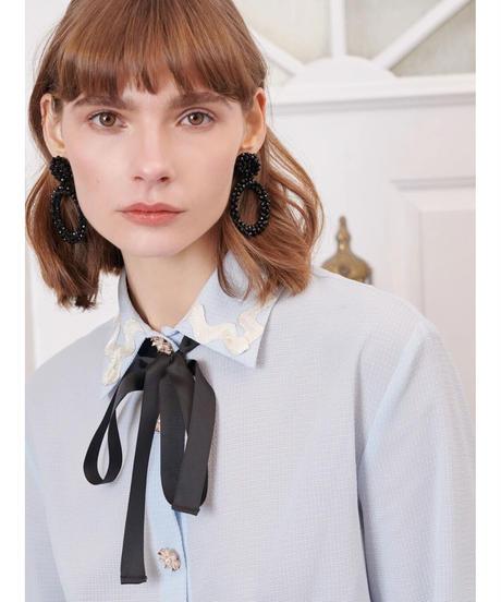 sister jane / Scribble Collar クラシックシャツ