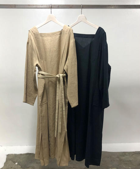 QUWAGI  / HEMP DRESS