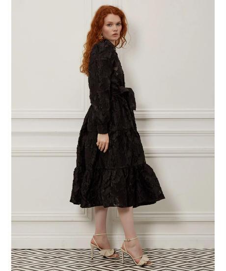 sister jane / DREAM Gatsby Jacquard Midi Dress
