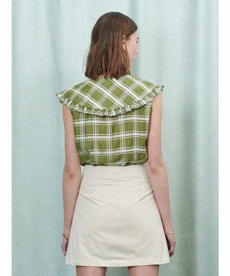GHOSPELL / Tide Check Sleeveless Shirt