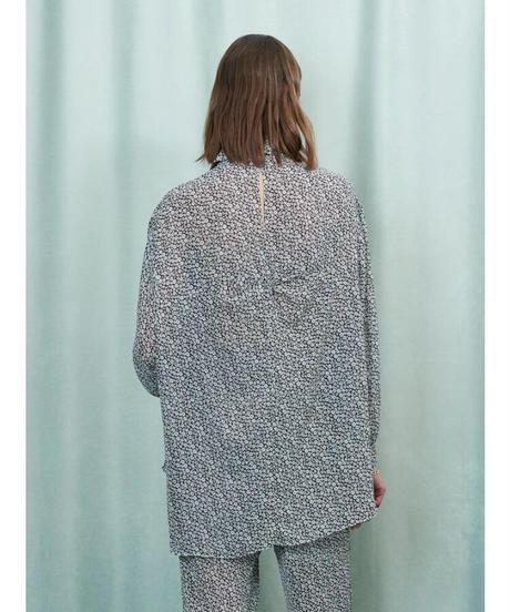 GHOSPELL / Landscape Oversized Shirt