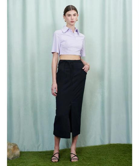 GHOSPELL / Summit Tie Midi Skirt