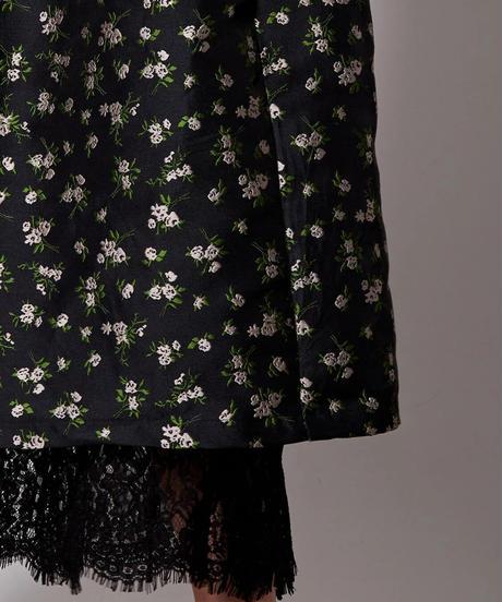 sister jane / DREAM Crowned Jacquard Midi Skirt