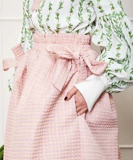 sister jane / DREAM Rosy Ray Cropped Skirt