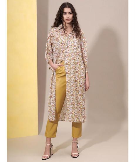 GHOSPELL / Gleam Floral Tunic Dress