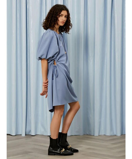GHOSPELL / Conclusion Cut Out Midi Dress
