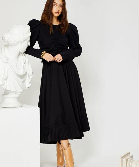 GHOSPELL / OLD WARE RUCHED TOP