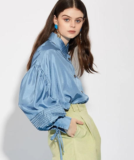 GHOSPELL / STORE DEMAND OVERSIZED SHIRT