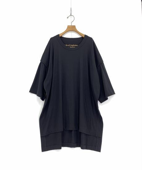 Robes & Confections  /  Cotton Cashmere Jersey Bound Seam T-shirt